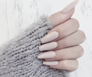 nails and acrylic nails image