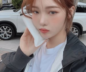 fromis_9, jisun, and icon image