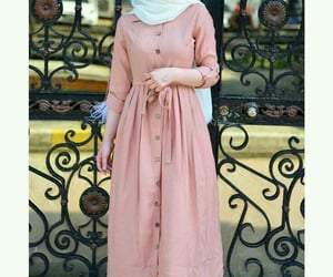 fashion, hijab, and girls image
