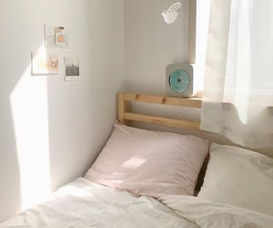 aesthetic, bedroom, and soft image
