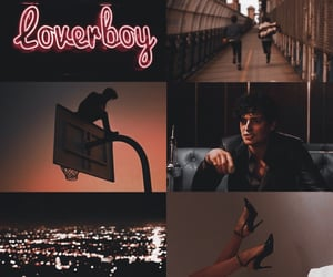 aesthetic, timothee chalamet, and night image