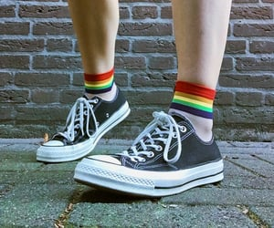allstars, gaypride, and coverse image