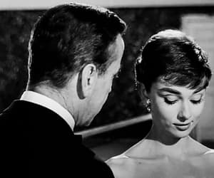 audrey hepburn, gif, and passion image