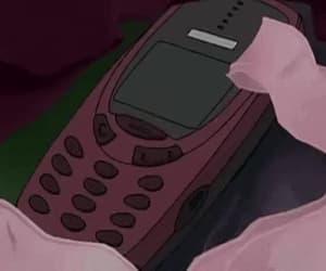 gif, phone, and code lyoko image