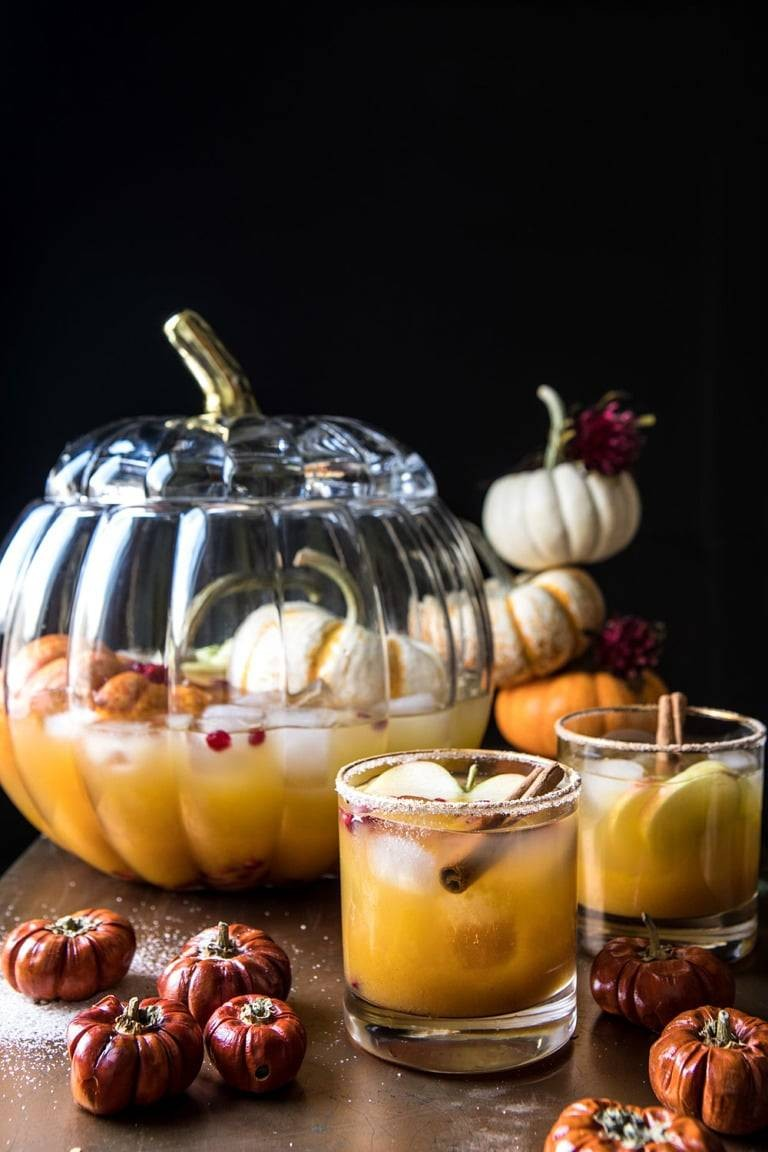 autumn, delicious, and food image