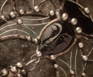 etsy, necklaces, and gothic style image