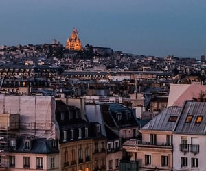 architecture, city, and paname image