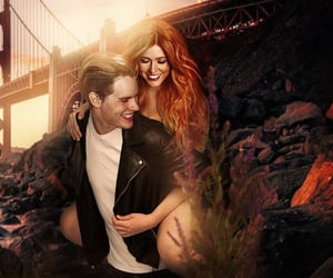 dom, clary fray, and clace image