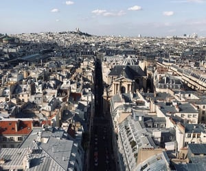 place, paris, and bautiful city image