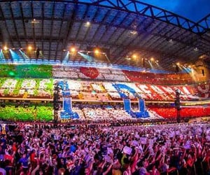 fandoms, directioners, and 1d concert image