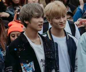 kpop, mark, and nct image
