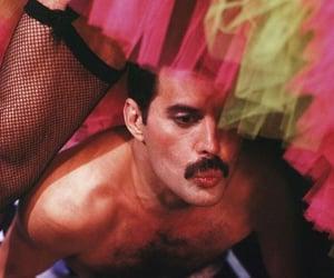 80s, aesthetic, and Freddie Mercury image