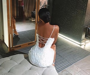 hair hairstyle classy, luxury luxe nude, and ootd tenue love image