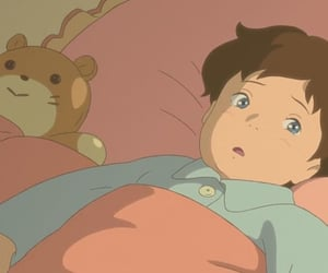 anime, studio ghibli, and when marnie was there image