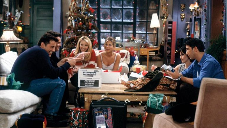 Friends Christmas Episodes.Friends Thanksgiving Halloween Christmas Episodes