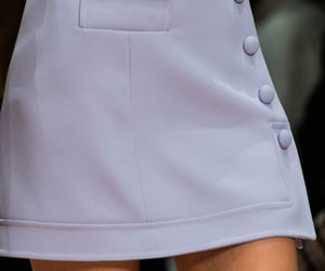 skirt, fashion, and runway image