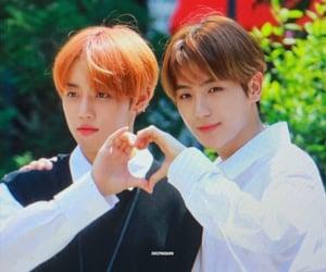 kpop, hyunjae, and sunwoo image