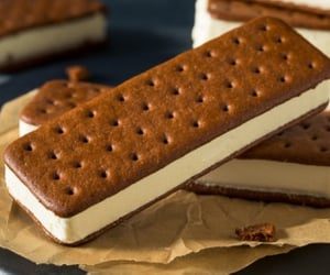 biscuit, chocolate, and food image