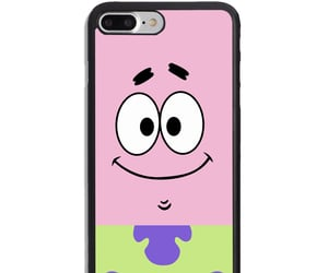 cases, patrick star, and samsung cases image