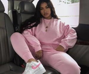 fashion, nike, and pink image