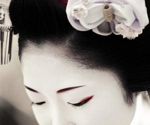 aesthetic, geisha, and asian image