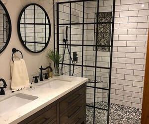 amazing, bathroom, and decor image