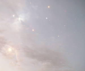 sky, stars, and aesthetic image