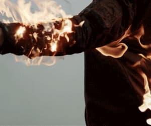 fire, gif, and molotov image