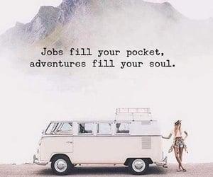 job, adventure, and soul image