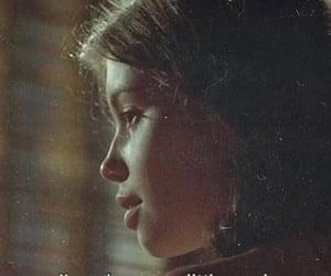 girl, sad, and melancholy image