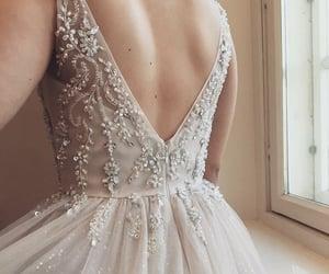 diamonds, dress, and fashion image