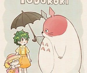 anime, izuku midoriya, and bakugou katsuki image