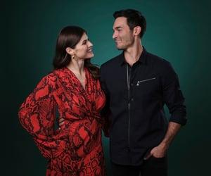 alexandra daddario and tyler hoechlin image