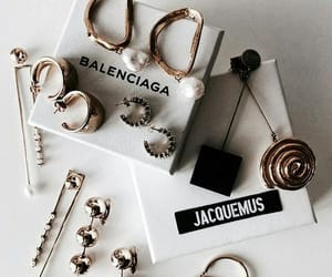 fashion, jewelry, and style image