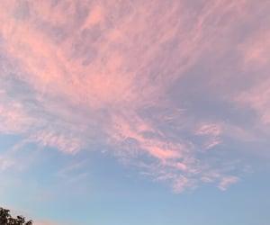 blue, sky, and cloud image