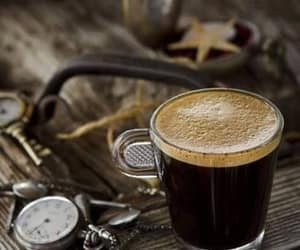 coffee, rustic, and coffee break image