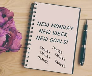 travel, travel quotes, and travel goals image