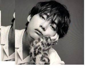 taehyung and bts image