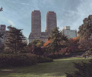 america, usa, and Central Park image