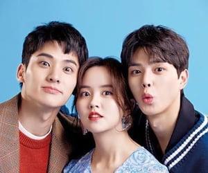 kdrama, Korean Drama, and song kang image