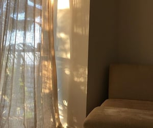 aesthetic, beige, and golden hour image