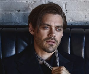 jesus, the walking dead, and tom payne image