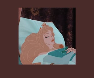 background, sleeping beauty, and wallpaper image