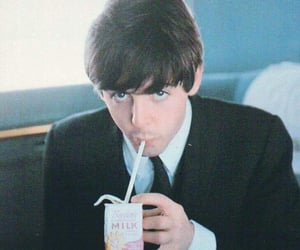 Paul McCartney, the beatles, and 60s image