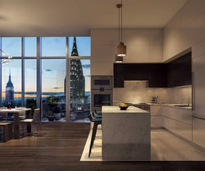 kitchen, new york, and nyc image