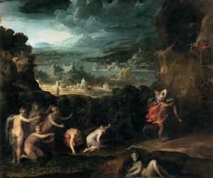 art and peinture huile image