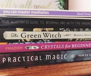 crystals, magic, and magical image