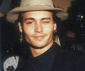 depp, johnny, and cute image