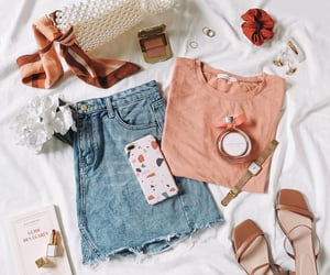 clothes, flatlays, and flatlay image