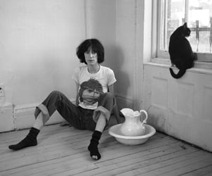 music and Patti Smith image